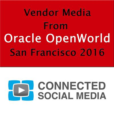 Vendor Media from Oracle OpenWorld