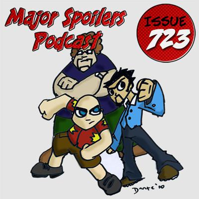 Major Spoilers Comic Book Podcast