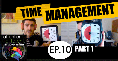 Cover art for Ep 10 – Time Management – Part 1