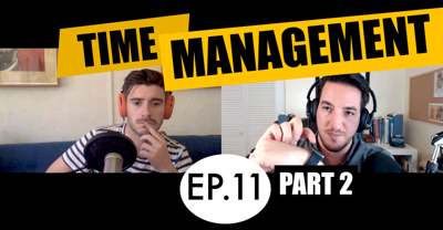 Cover art for Ep 11 – Time Management – Part 2