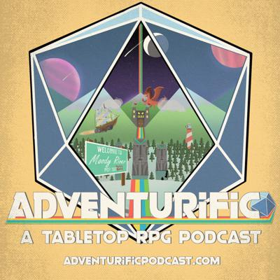 Seven grown men and women play a weekly tabletop RPG game from the comfort of their basement. It's time to grab your drinks and roll some dice, the Adventurific podcast is coming in hot and it's just what you need. Don't worry, we'll be gentle.