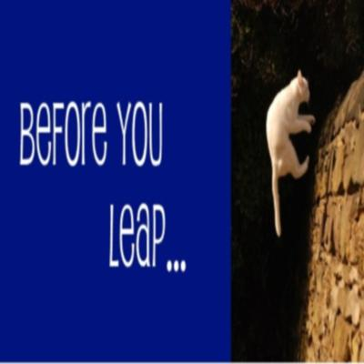 The podcast of the Center for Environmental Health. Remember to look, before you leap.