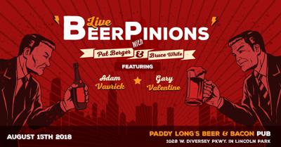 Cover art for Beerpinions #41 – Live Beerpinions!