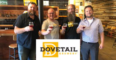 Cover art for Beerpinions #42 – Dovetail Brewery