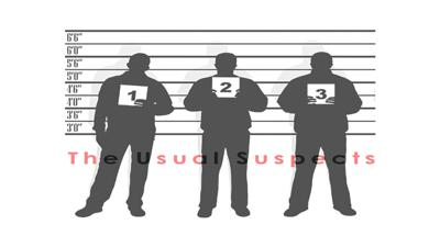 Usual Suspects Episode 18