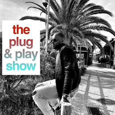 Cover art for The Plug & Play Lunchtime Shuffle - 04/08/2020