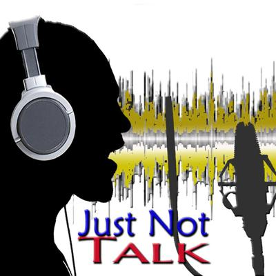 Cover art for not just talk 3