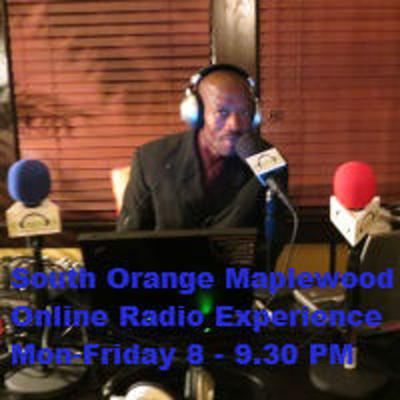 Listen to South Orange Maplewood Online Radio Experience  every Monday through Friday from 8 - 9.30 PM for all you news, politics, talk and sports in SOM.