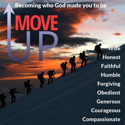 Move Up Sermon Series Daily Scriptures