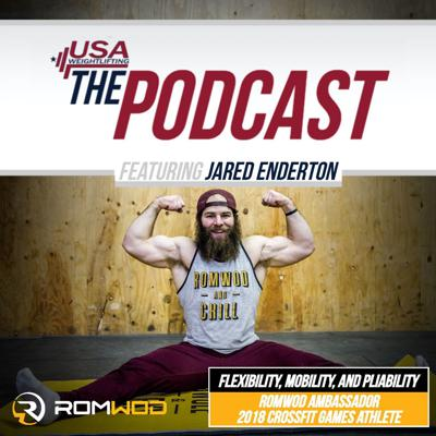 Cover art for How You Can Improve Your Mobility For Weightlifting w/Jared Enderton of ROMWOD