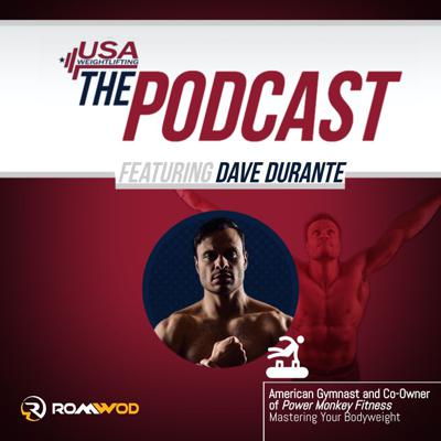 Cover art for Gymnastics and Weightlifting w/Dave Durante