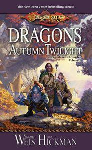 Cover art for Dragonlance Canticle #109: Getting Into Dragonlance