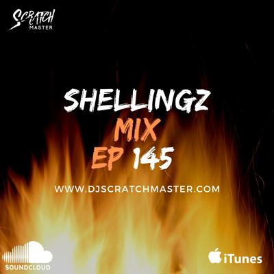 Cover art for Shellingz Mix EP 145