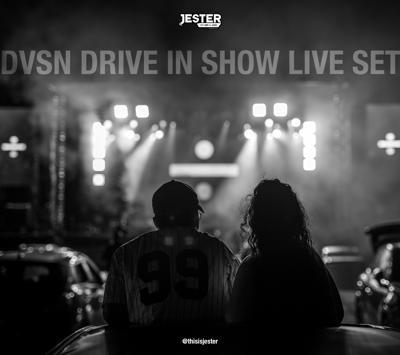 Cover art for dvsn drive in live set