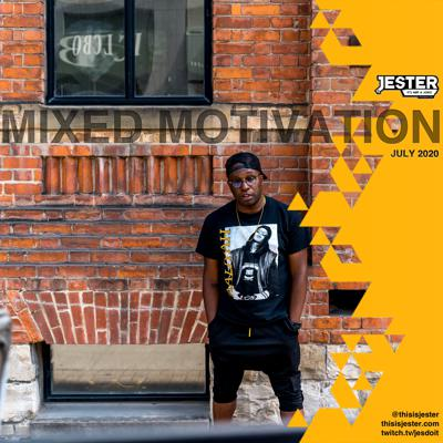 Cover art for Mixed Motivation (July 2020)