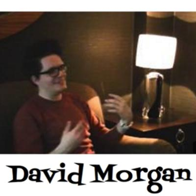 Cover art for David Morgan (a Coffee with...)
