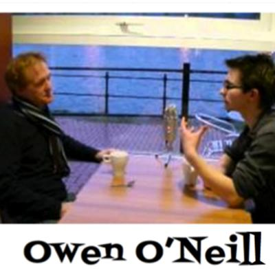 Cover art for Owen O'Neill (a Coffee with...)