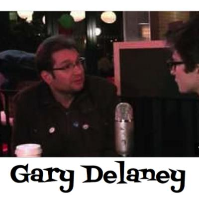 Cover art for Gary Delaney (a Coffee with…)