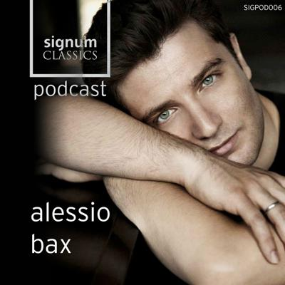 Cover art for Signum Classics Podcast 06 | Alessio Bax