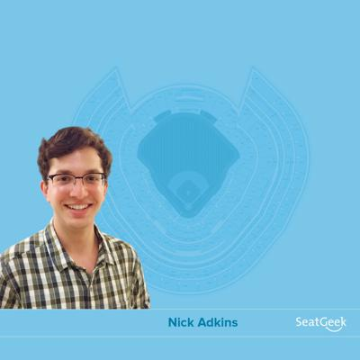Cover art for Mobile Heroes Podcast - Nick Adkins from SeatGeek