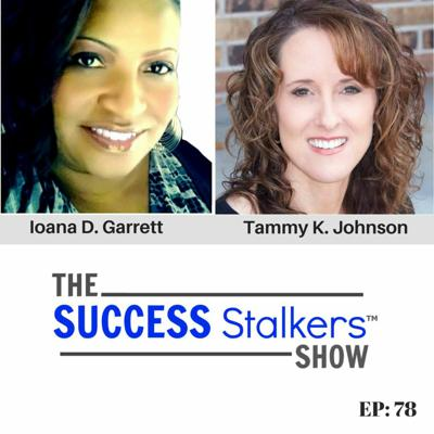 Cover art for 78: Tammy K. Johnson, CEO of Female Idea Tank Shares Her Success Journey