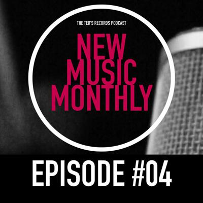 Cover art for New Music Monthly #04