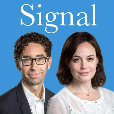 Cover art for SIgnal takes a mini-break for a special reason