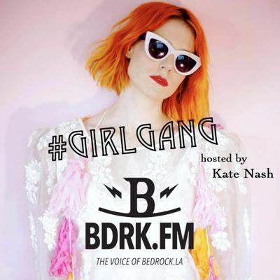Cover art for Peggy Noland - Kate Nash Girl Gang FM [Episode 11 February 14th, 2016]