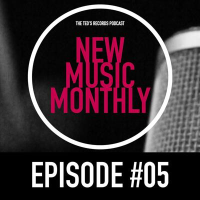 Cover art for New Music Monthly #05