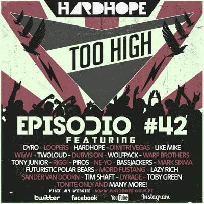 Cover art for HardHope - Too High Episodio #42