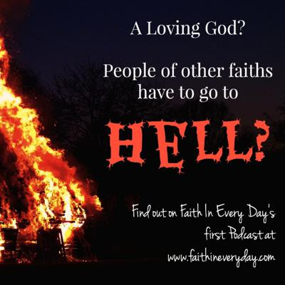 Cover art for Do Our NonChristian Friends have to go to hell?