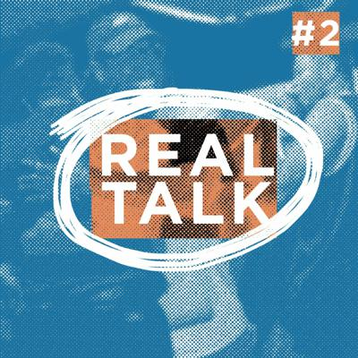 Cover art for Real Talk Ep. 2 with Fran Allen Acosta & Armani