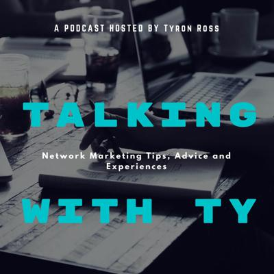 Cover art for Talking with Ty - An Introduction
