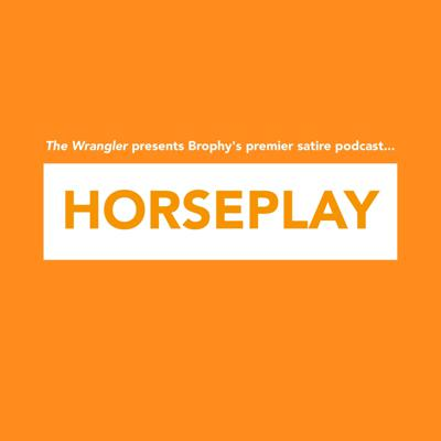 Cover art for Introducing Horseplay