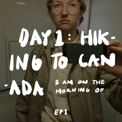 Cover art for EP1 –  5am on the morning of