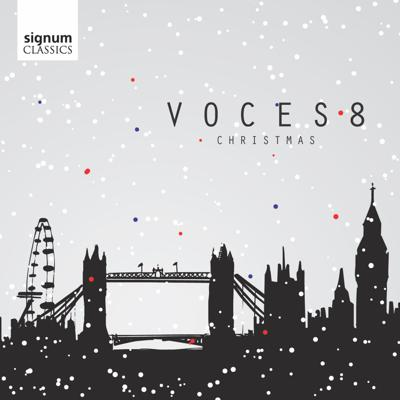 Cover art for Once in Royal David's City by VOCES8