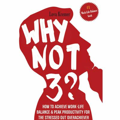 Cover art for EP15: Relieve Stress with the Silent Day - #1 Biohack in Why Not 3? Work-life balance