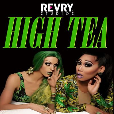 Cover art for Are you ready for High Tea?