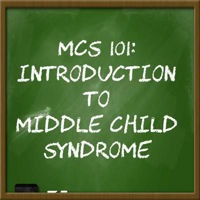 Cover art for Ep 1: Middle Child 101