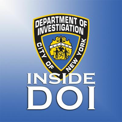 Cover art for Inside DOI #6 The Wire