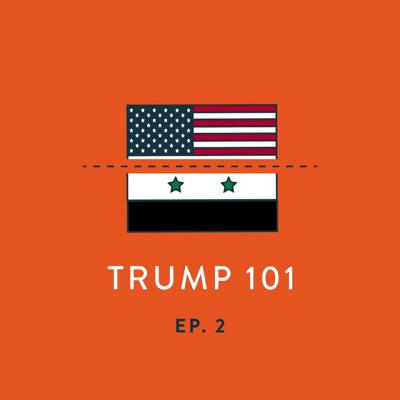 Cover art for Ep. 2: Story from Damascus, Syria