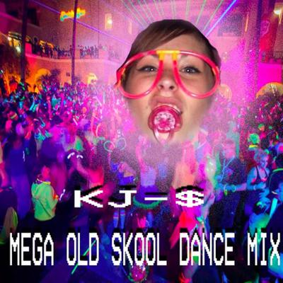 Cover art for *VERY ESSENTIAL* MEGA OLD SCHOOL DANCE MIX
