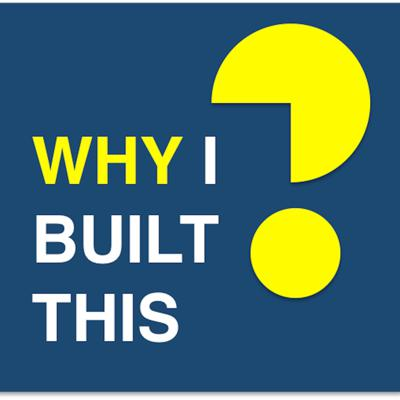 Cover art for Why I Built This P6: Kate Ryder - Maven