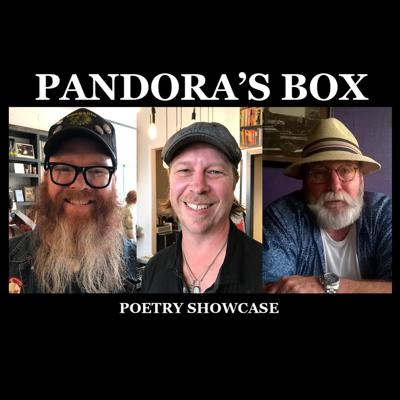Cover art for Pandora's Box Poetry Showcase 07/2017