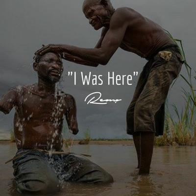 Cover art for I Was Here