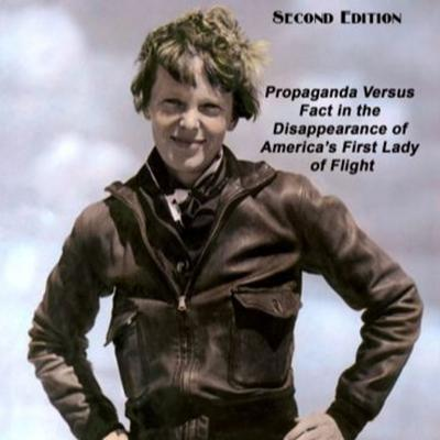 Cover art for Interview with Mike Campbell about his book Amelia Earhart: The Truth at Last - Part I