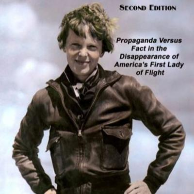 Cover art for Interview with Mike Campbell about his book Amelia Earhart: The Truth at Last - Part II