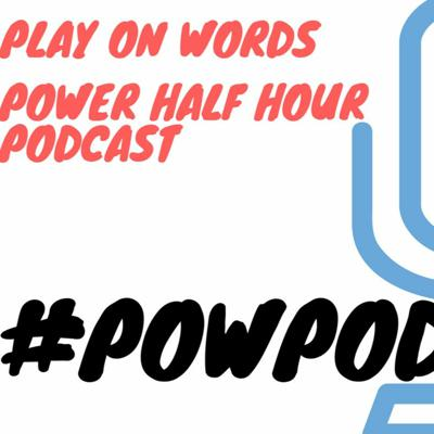 POWer Half Hour Episode 1: Andrew Christian talks about his poetry