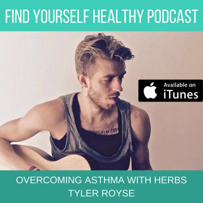 Cover art for Overcoming Asthma - FindYourselfHealthy Podcast