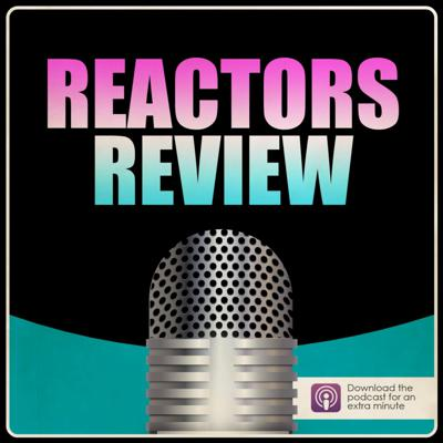 Cover art for Reactors Review: Supergirl S3E09 -